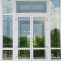 Оконные и дверные блоки ПВХ